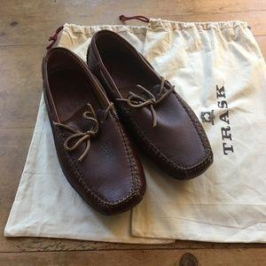 Men's Leather Moccasins